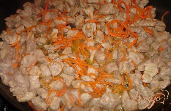 Фото приготовление рецепта: Лагман по-казахски шаг №3