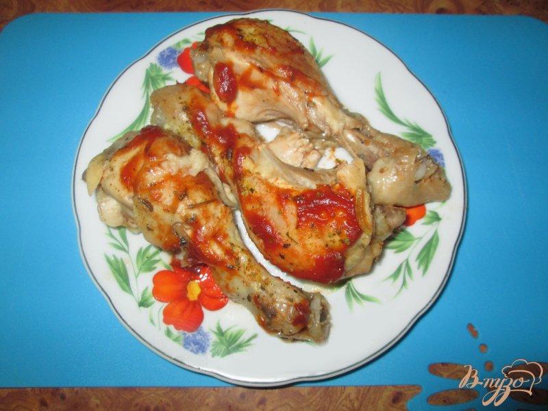 Рецепты с голени цыпленка