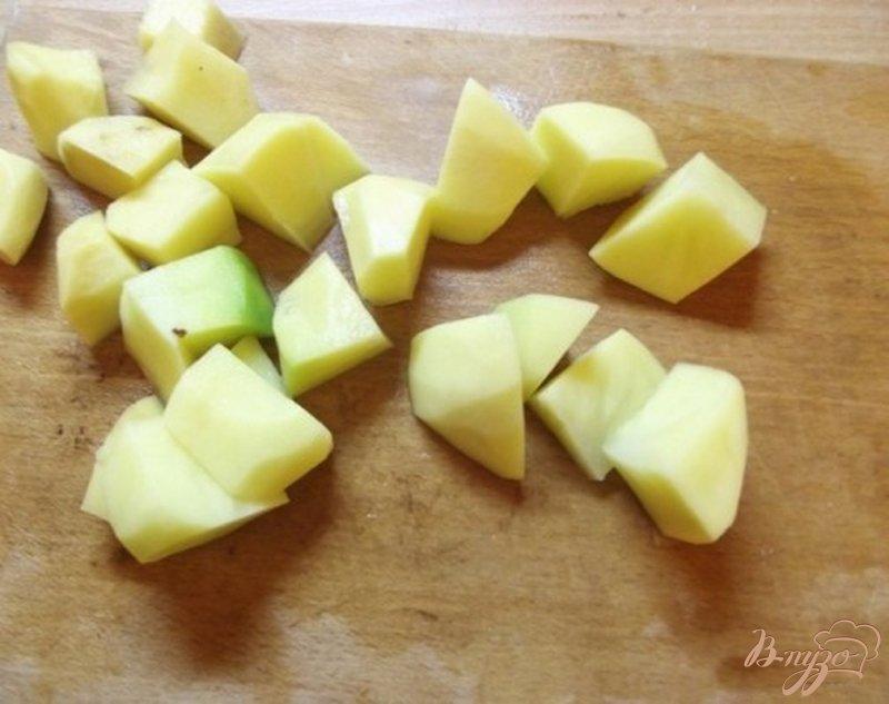 Фото приготовление рецепта: Сорпа из баранины шаг №3
