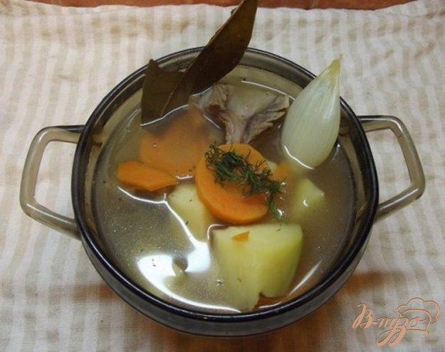 фото рецепта: Сорпа из баранины