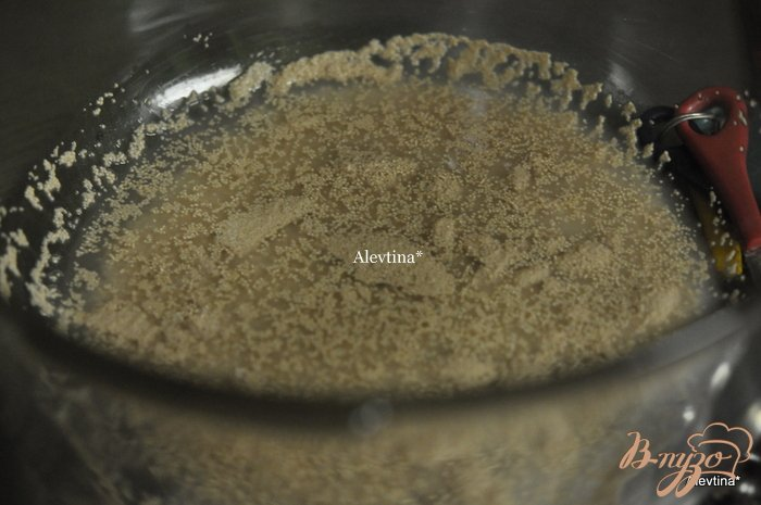 Фото приготовление рецепта: Булочки со сливочным сыром шаг №2