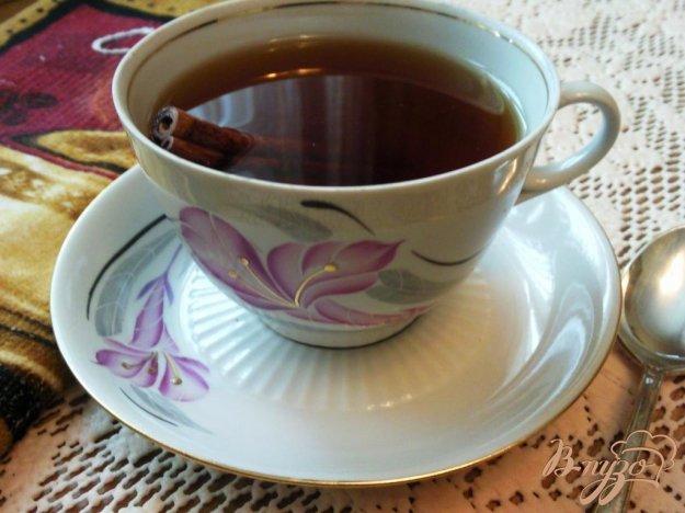 Рецепт Чай с яблоком и корицей