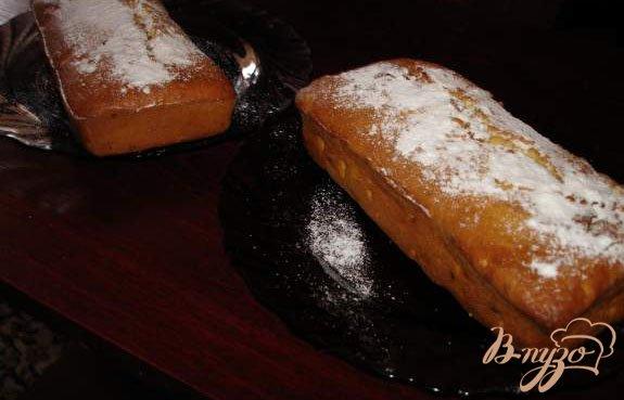 Фото приготовление рецепта: Шафрановый кекс шаг №6