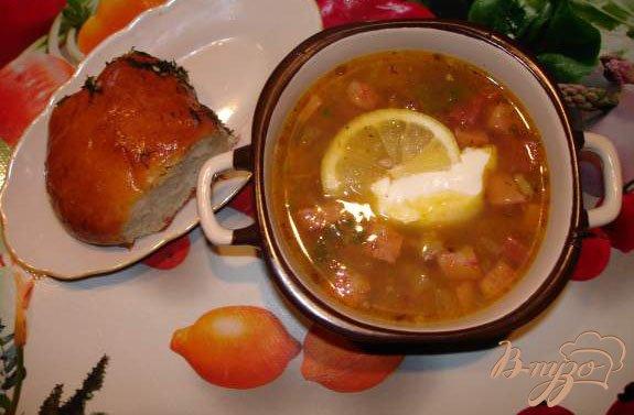 фото рецепта: Солянка мясная