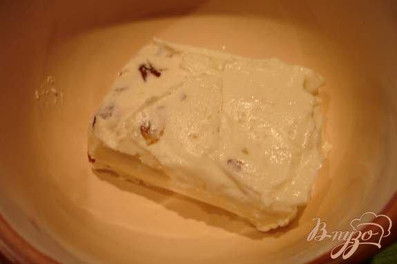 Фото приготовление рецепта: Хмельной десерт шаг №1