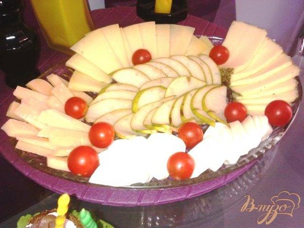 фото рецепта: Сырная тарелка