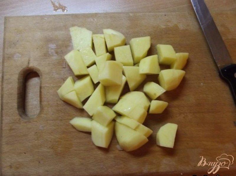 Фото приготовление рецепта: Французский луковый суп шаг №1