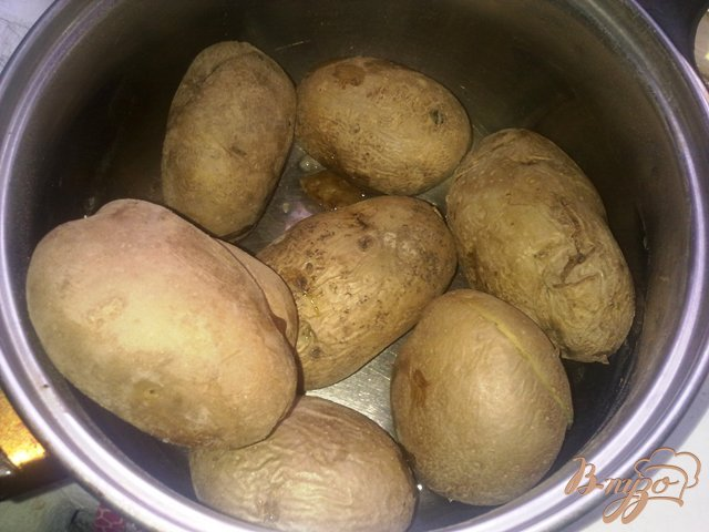 Фото приготовление рецепта: Свинина с ананасом в духовке. шаг №7