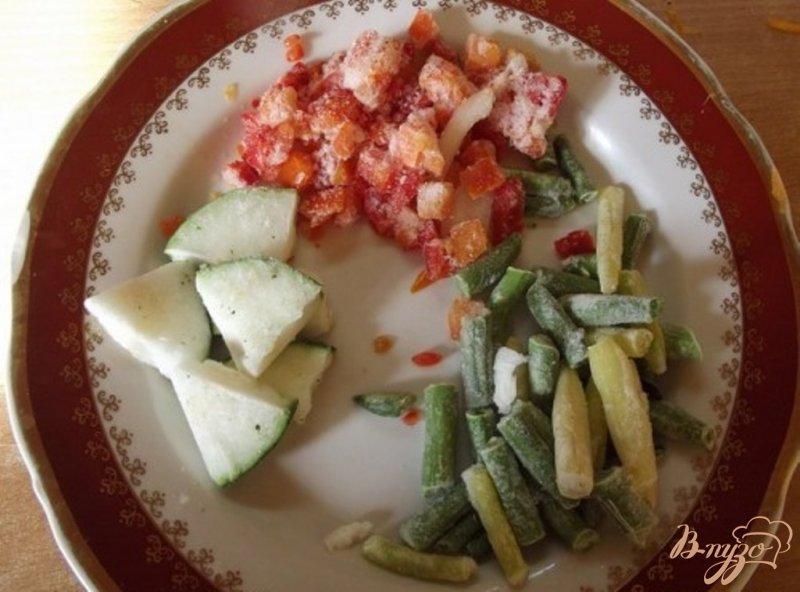 Фото приготовление рецепта: Суп из девяти овощей шаг №6