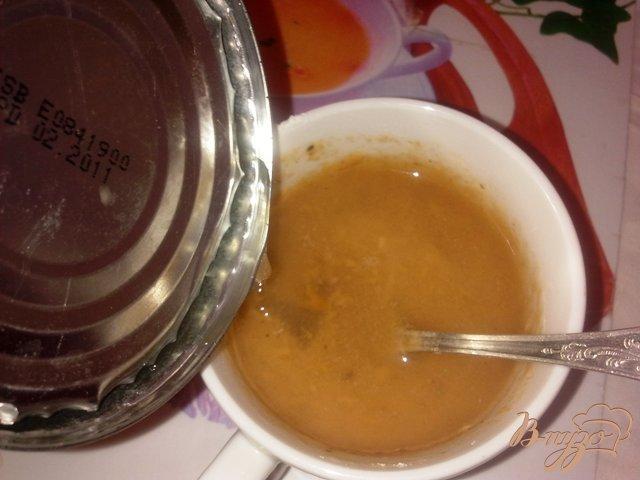 Фото приготовление рецепта: Куриное фрикасе с брокколи и ананасом в сливовой подливке шаг №15