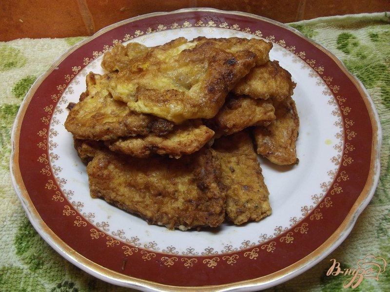 Фото приготовление рецепта: Пряные куриные биточки шаг №6
