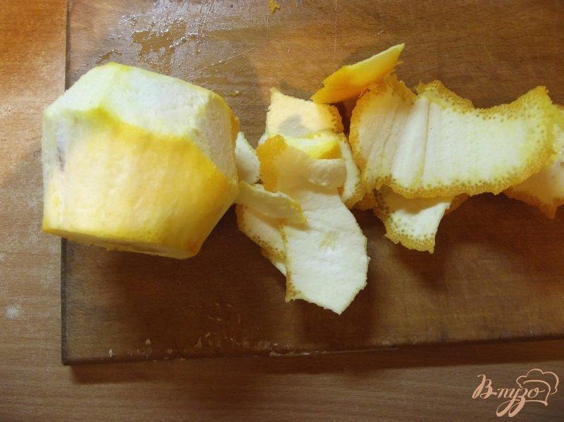 Фото приготовление рецепта: Апельсиновый пирог с кардамоном шаг №3
