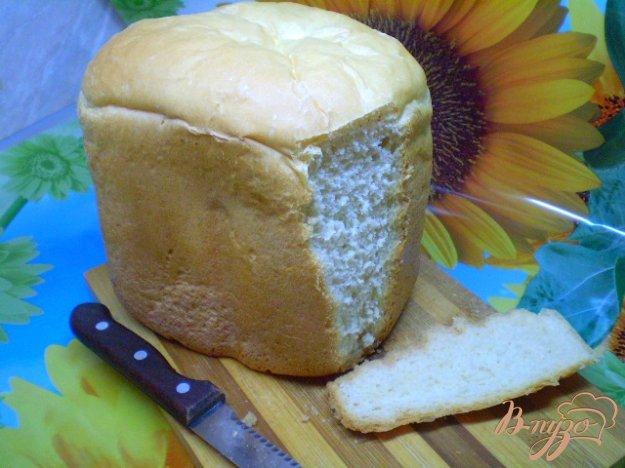 Рецепт Хлеб на молочном околотке