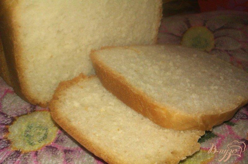 Фото приготовление рецепта: Хлеб на сухих дрожжах шаг №9