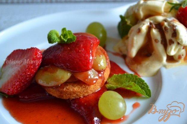 фото рецепта: Фруктовый десерт