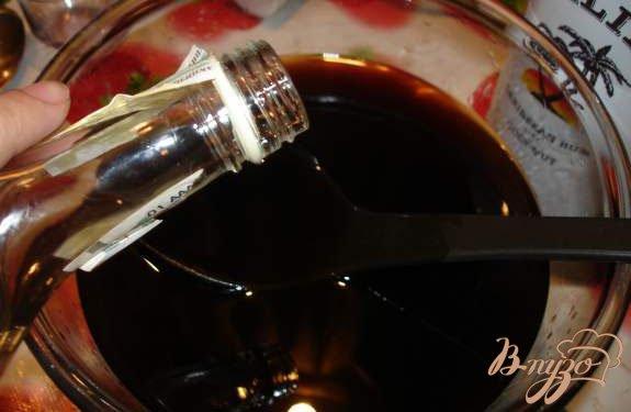 Фото приготовление рецепта: Домашний кофейный ликер шаг №4