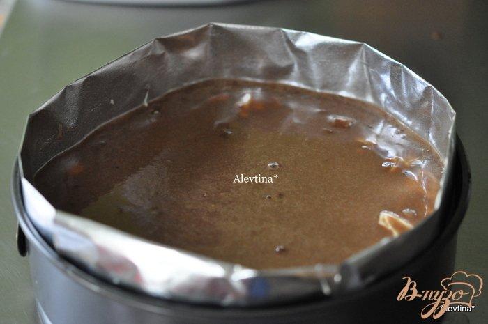 Фото приготовление рецепта: Творожный десерт к чаю шаг №4