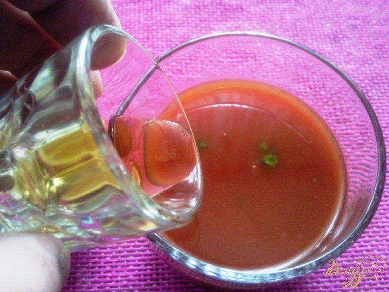 Фото приготовление рецепта: Томатный коктейль по -австралийски шаг №2