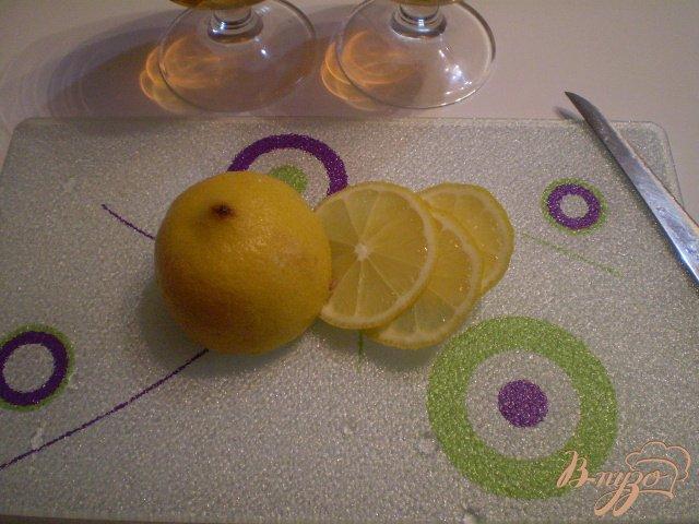 Фото приготовление рецепта: Коктейль