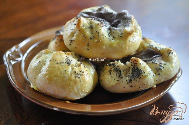 Рецепт Сладкие булочки по-быстрому