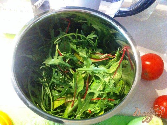 Фото приготовление рецепта: Овошной mix шаг №1