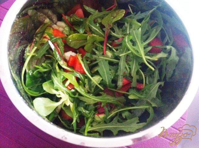 Фото приготовление рецепта: Овошной mix шаг №6