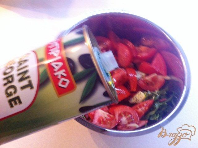 Фото приготовление рецепта: Овошной mix шаг №5