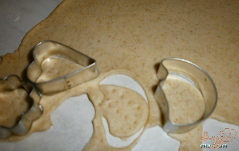 Фото приготовление рецепта: Печенье - крекер шаг №2
