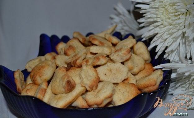 фото рецепта: Печенье - крекер