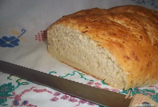 фото рецепта: Творожно-сырная булка