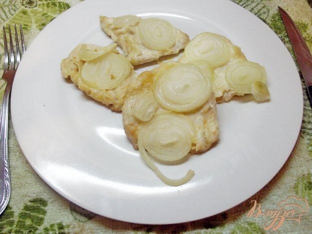 фото рецепта: Куриные биточки в маринаде из домашнего майонеза
