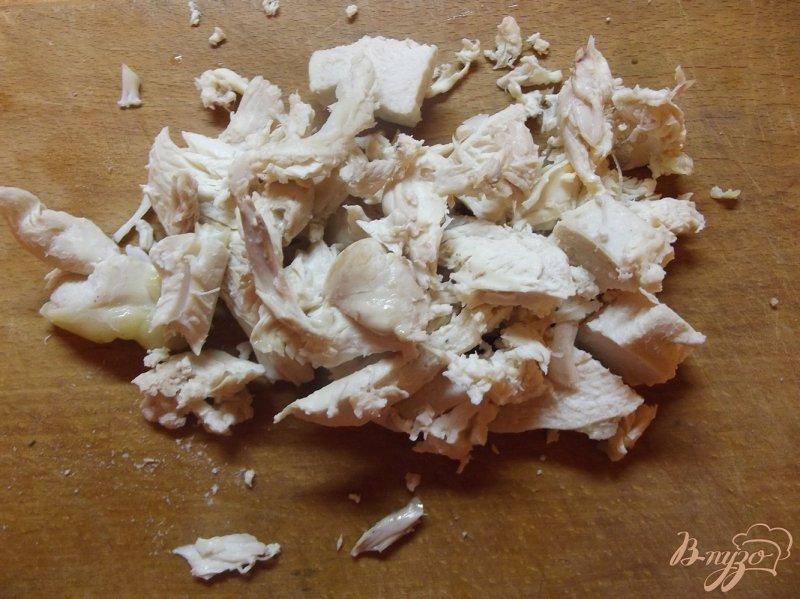 Фото приготовление рецепта: Суп из цветной капусты с тимьяном шаг №6