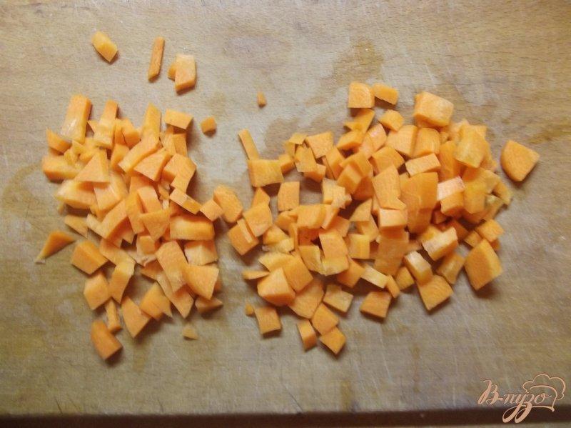 Фото приготовление рецепта: Суп из цветной капусты с тимьяном шаг №1