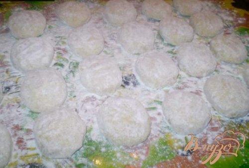 Зразы картофельные с сыром