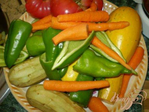 Икра овощная