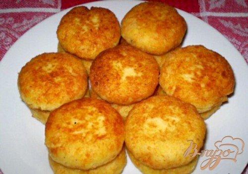 Картофляники с сыром