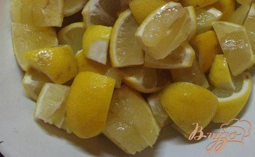 Лимонно-мятное варенье