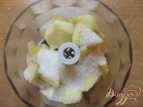 Домашний фруктовый йогурт