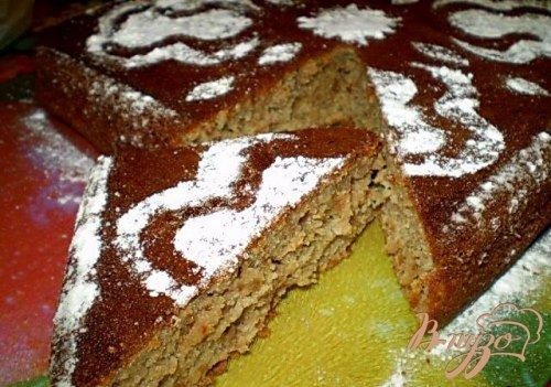 Пирог из варенья