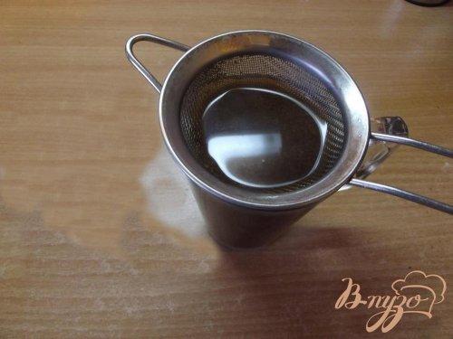 Напиток из цикория и аниса