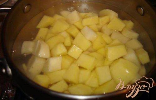 Сыроежки с картошкой