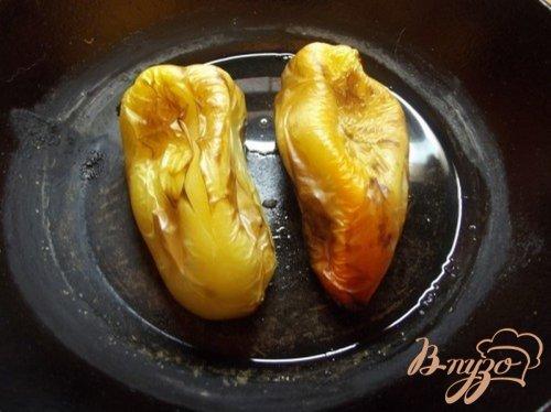 Болгарский перец запеченный