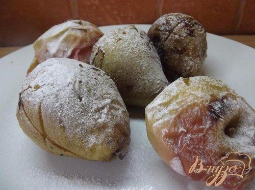 Печеные фрукты