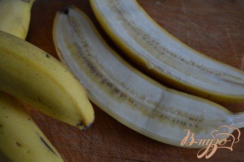 Банановые лодочки крамбль