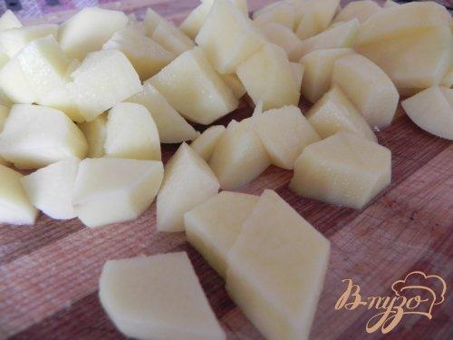 Суп с фрикадельками без зажарки