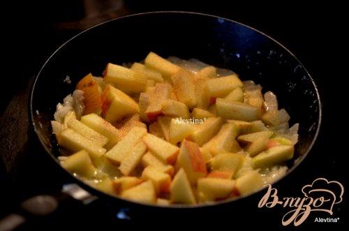 Акорн с яблочным пюре