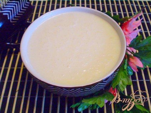 Банановый йогурт с медом