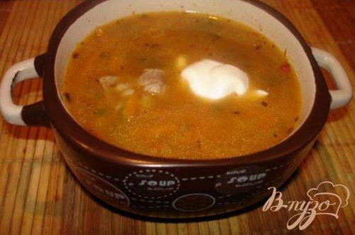 Суп А-ля Харчо