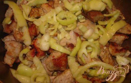 Мясо по-армянски