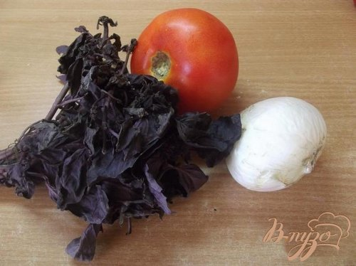 Французский помидорный салат